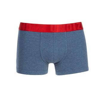 Yingiz3 blue boxer shorts blue.
