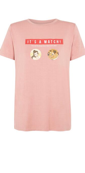 Itsmatchiz top in antique pink pink.