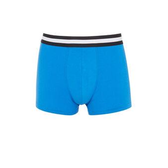 Blaue boxershorts engheroniz black.