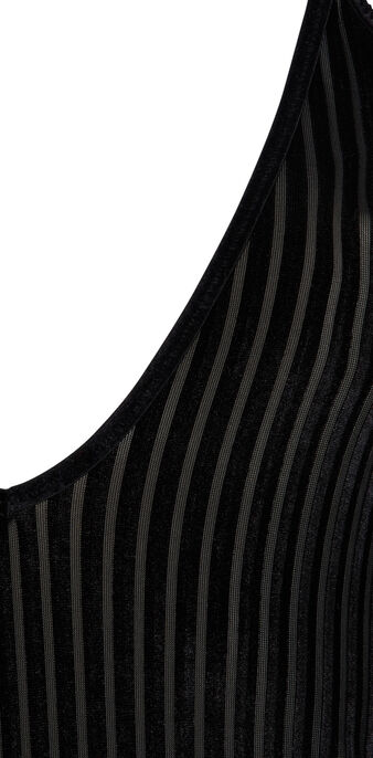 Valaiz black bodysuit black.