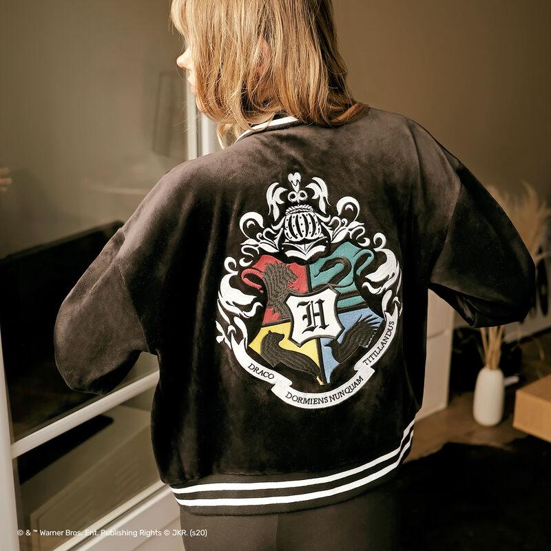 Harry Potter emblem jacket - black;