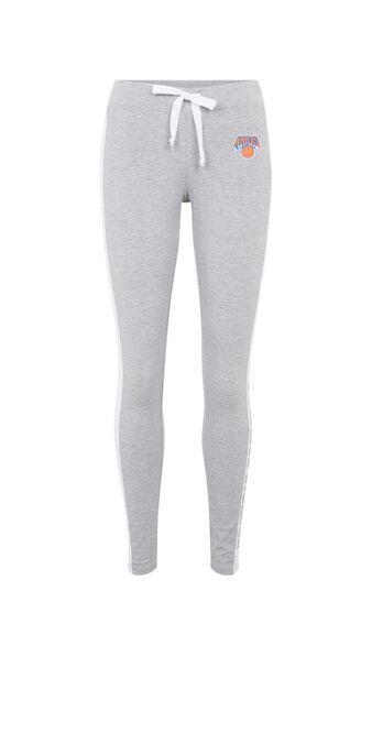 Leggings grises nyknickiz grey.