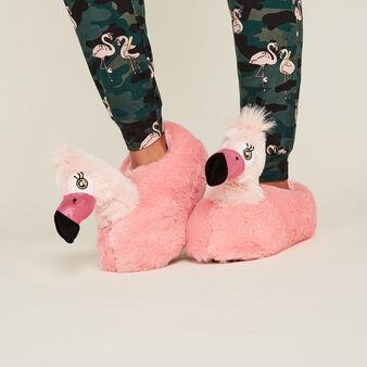 Розовые тапочки piflamingiz pink.