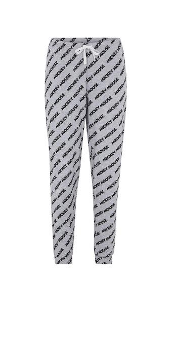 Mirainbiz grey trousers grey.