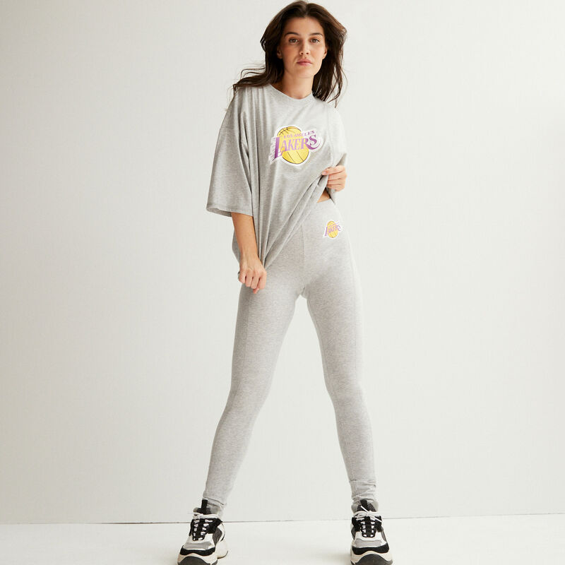 Los Angeles Lakers oversize top - grey;