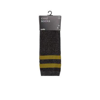 Shinefiz black socks black.