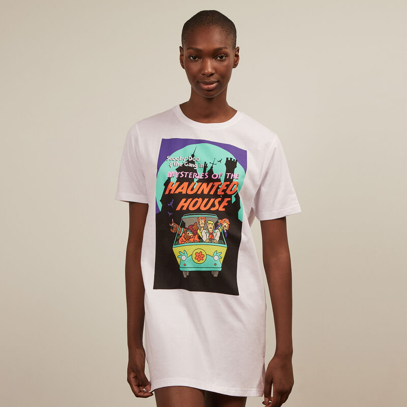 Scooby Doo print tunic ;