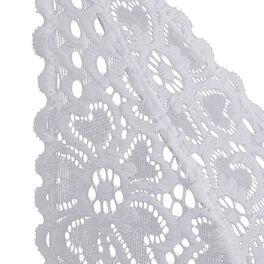 Evoliz white lace bra white.