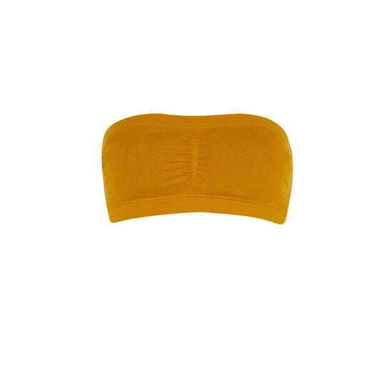 Bandeauwiz mustard yellow bandeau;