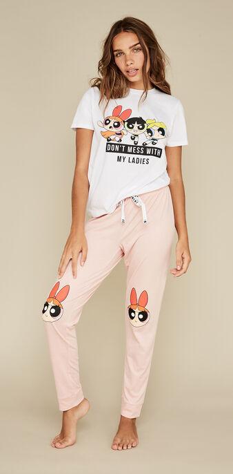 Розовые штаны nanabelliz pink.