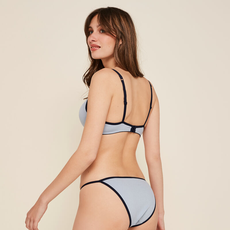 Microchiniz blue knickers;