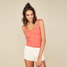 Pompiz off-white shorts white.