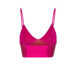 Розовый бюстгальтер metaliz pink.