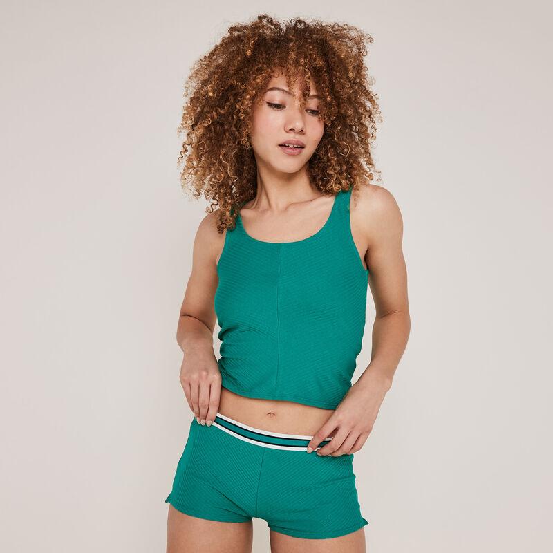 Colorfinkiz jersey shorts;