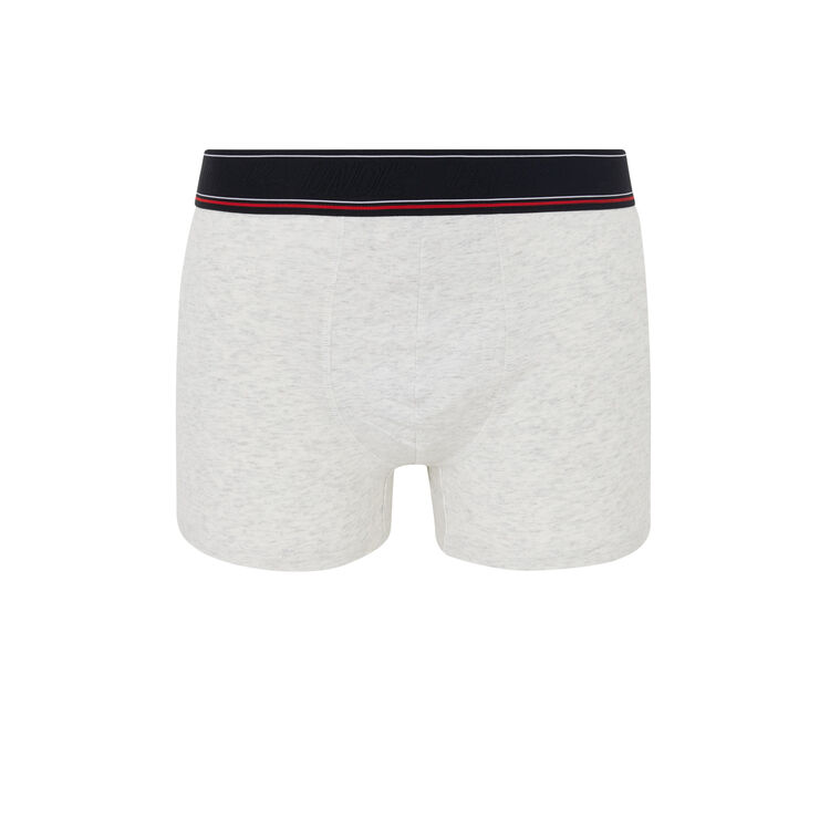 Beauteiz light grey boxers;