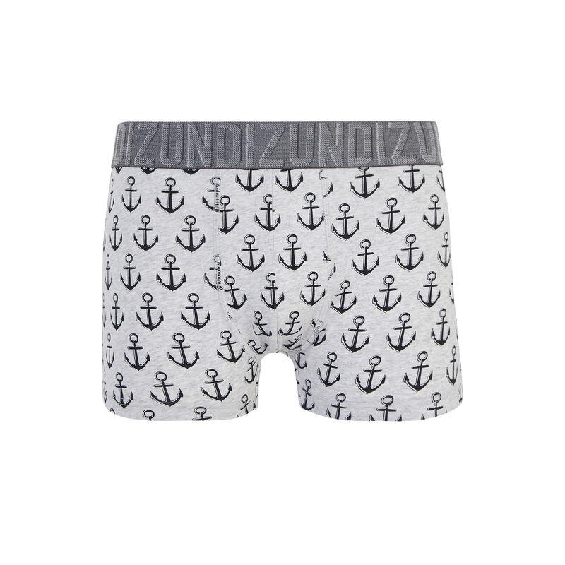 Belrayiz light grey boxer shorts;