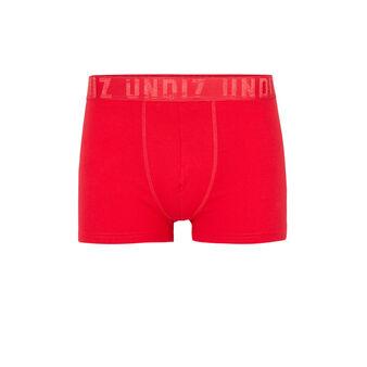 Boxer rosso engpascadiz red.