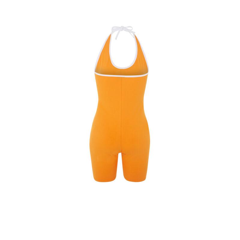 Playsuit - orange;