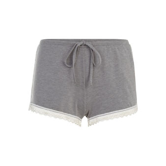 Sidevitamiz grey shorts grey.