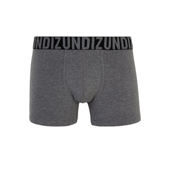 Oreliz grey boxer shorts grey.