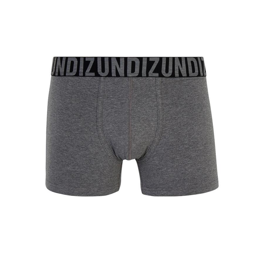 Oreliz grey boxer shorts;
