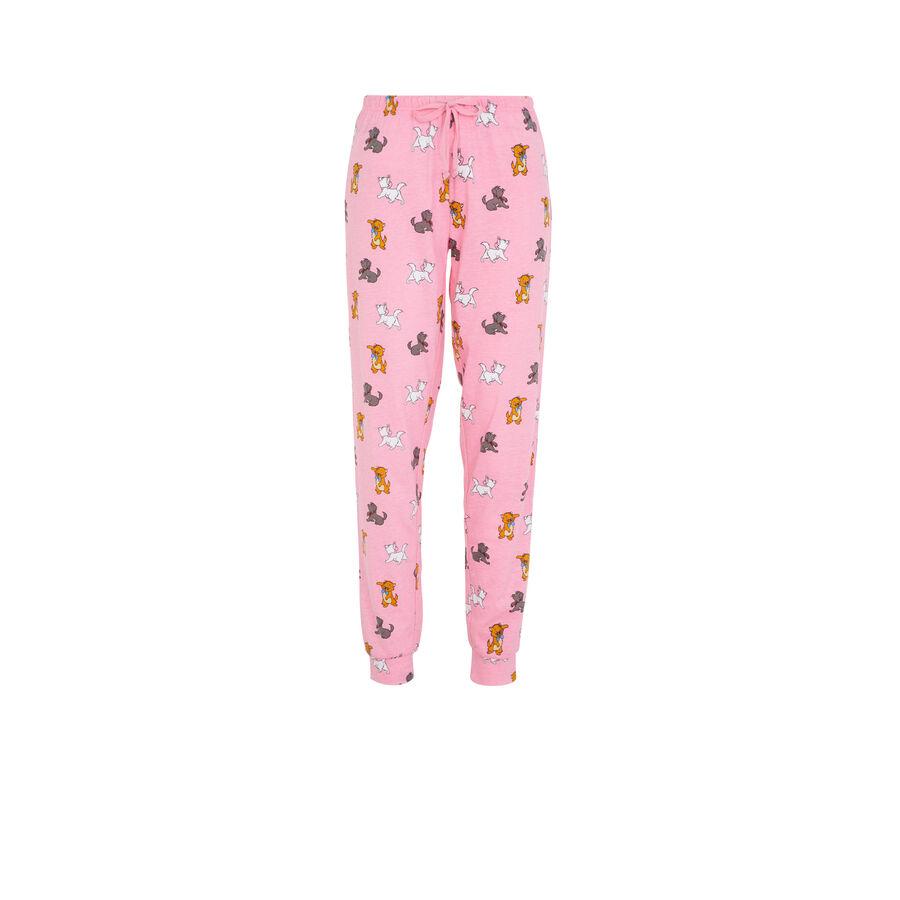 Pantalón rosa mariziz;
