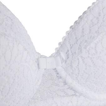 Sujetador de aumento blanco aviciz white.