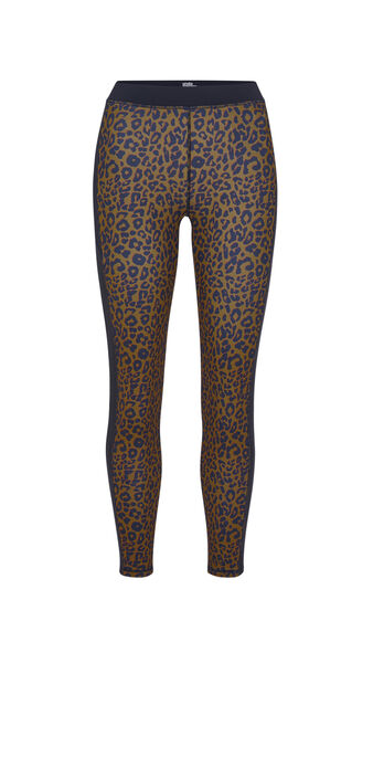 Leofestiz black leggings black.