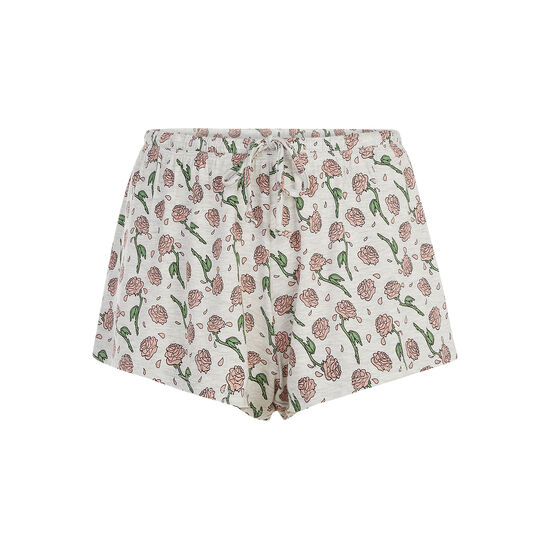 Fleurebiz grey shorts;
