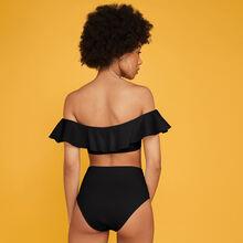Sabliz black high waist briefs black.