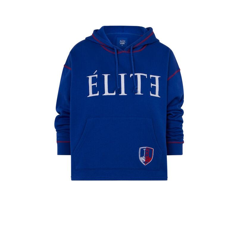 Elite sweatshirt - blue ;