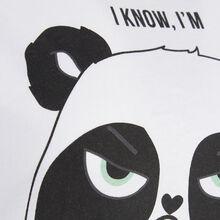 White pandacutiz top white.