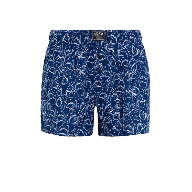 Allshorkiz blue boxers;