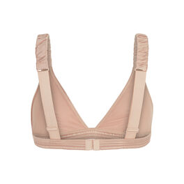 Cacheteriz powder pink triangle bra pink.