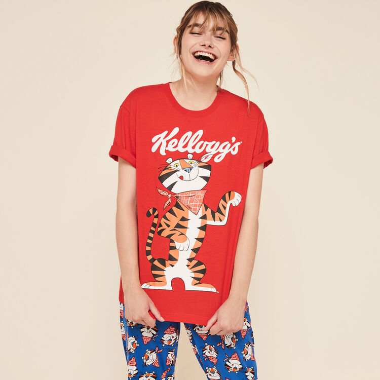 Komplet 2-częściowy piżama Kellogg's tonyiz;