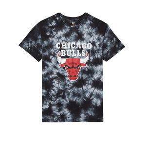 top chicago bulls — czarny