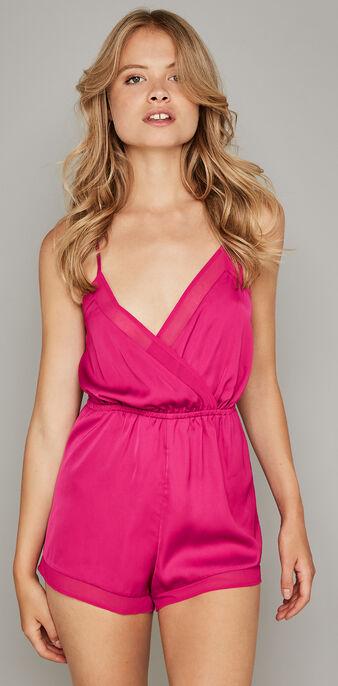 Backliz pink onesie pink.
