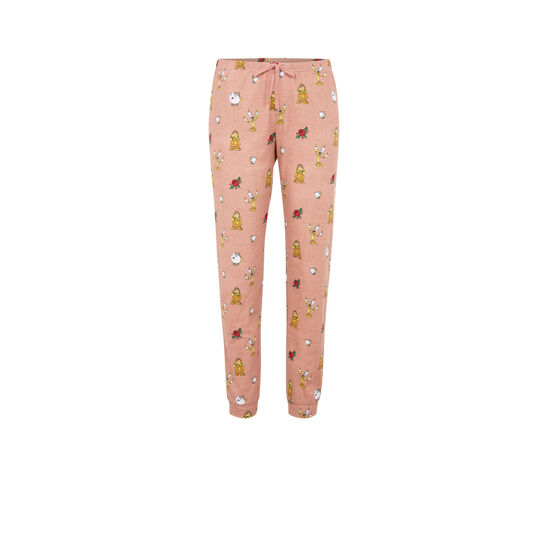 Itsmatchiz pants in antique pink;