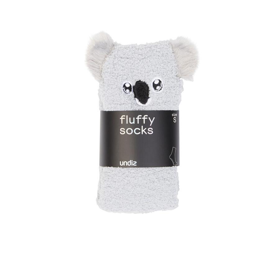 Серые носки thekoaliz;