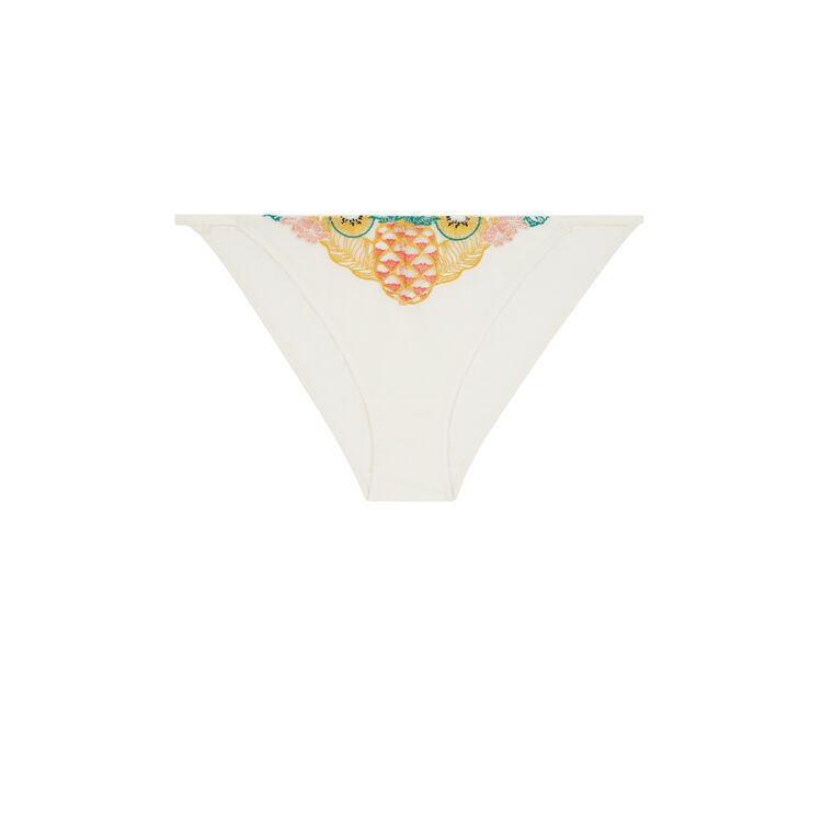 Tropifruitiz white briefs;
