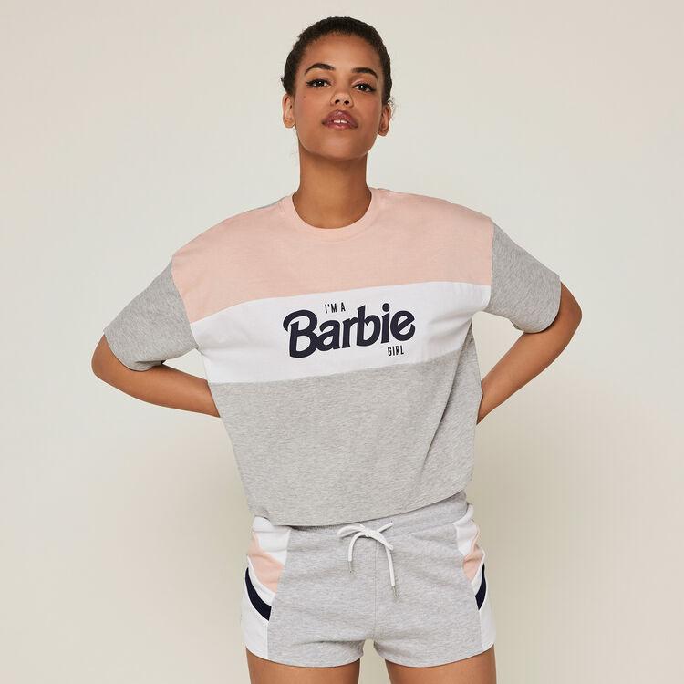 Relouiz Barbie top;