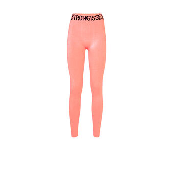Becomiz pink athletic leggings pink.