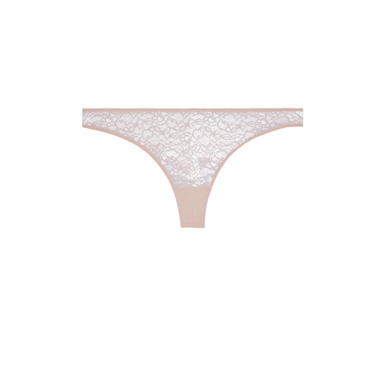 Everydayiz pale pink tanga;