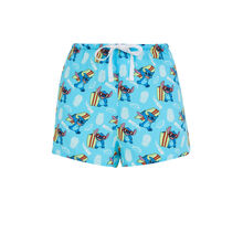 Sunstitchiz sky blue shorts blue.