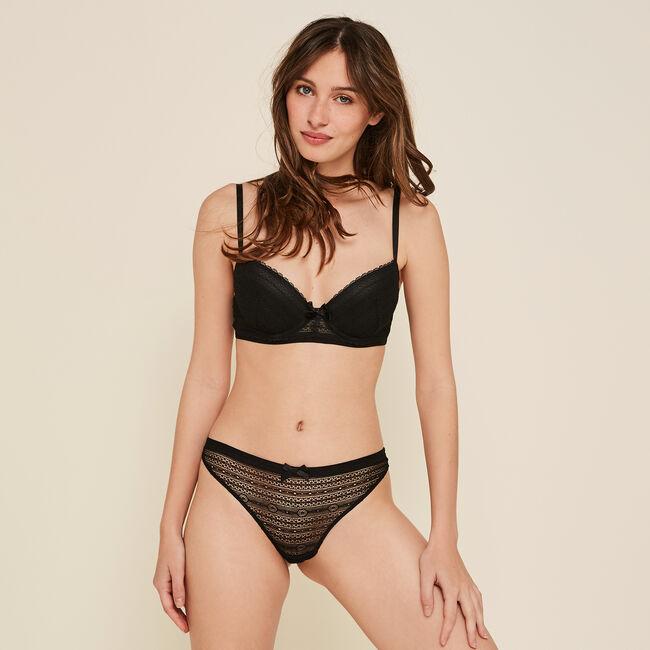 New Voltiz black bra;