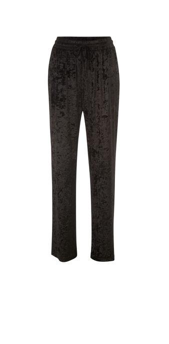 Черные брюки refimiz black.