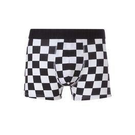 Illusioniz white boxer shorts white.