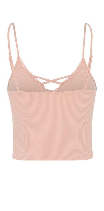 Petitopiz pink top pink.