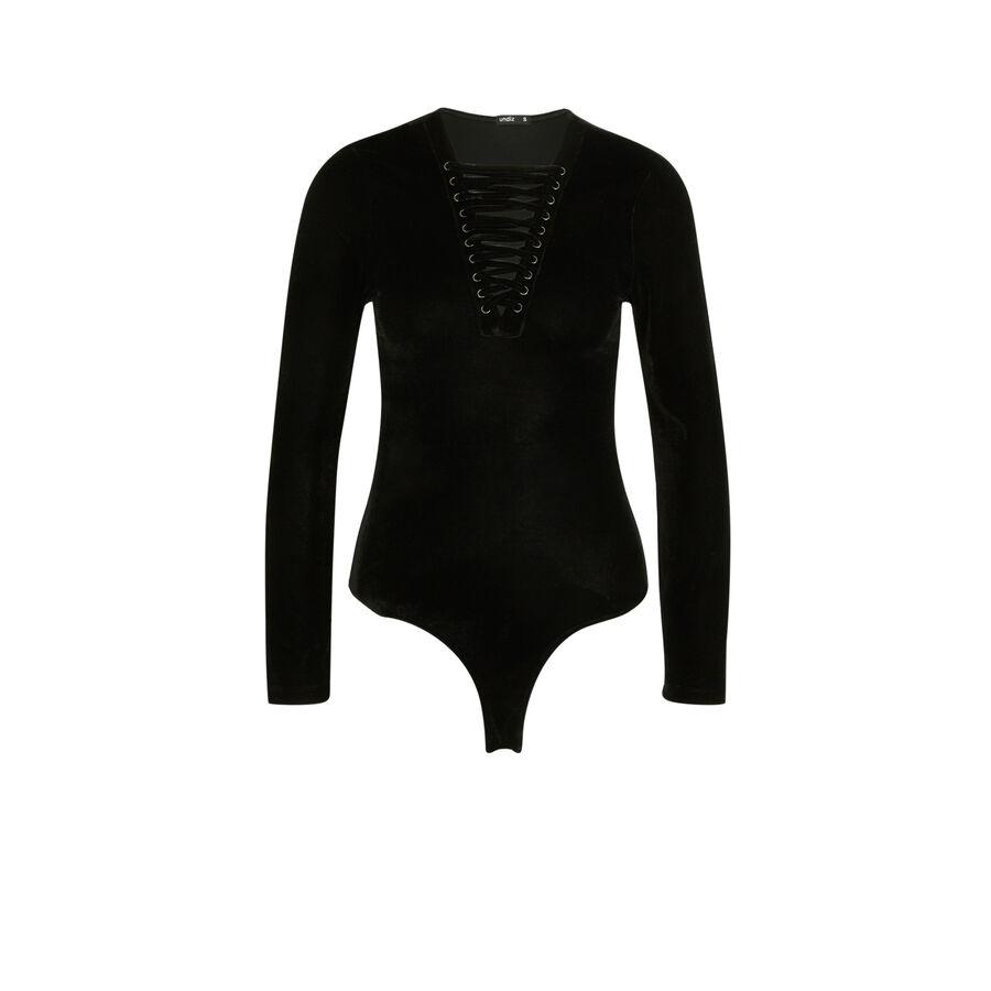Catiwomiz black bodysuit;