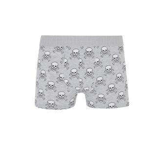 Pixiz grey boxer shorts grey.